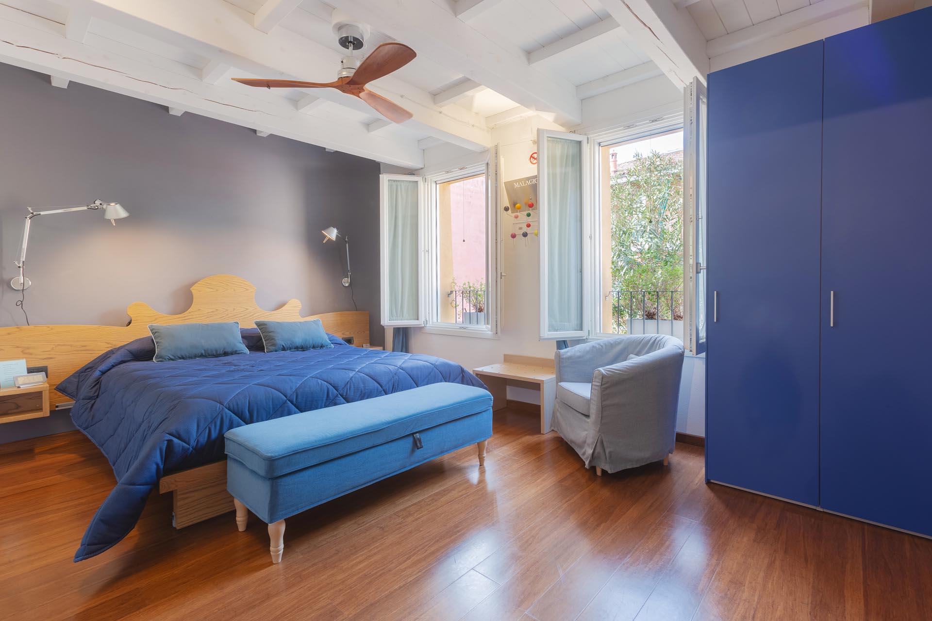 Malagigi Guest House - Orlando Junior Suite - Photos © Benedetta Biscaro